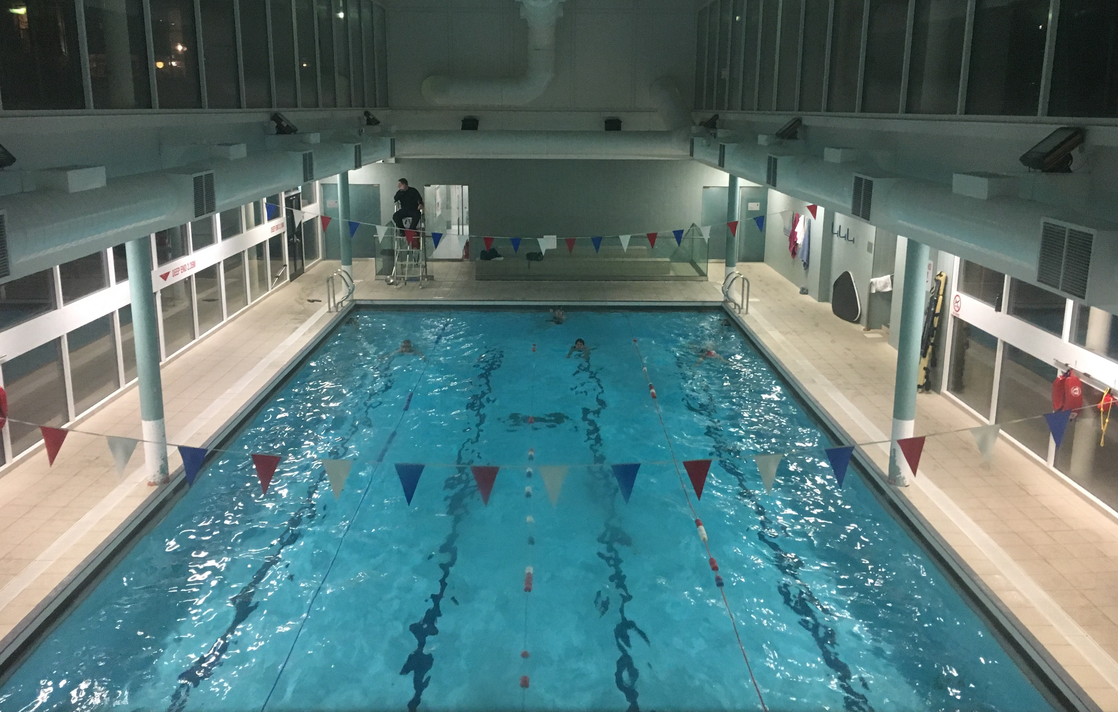Gym-Swimming-Pool