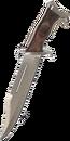 Knife transparent bckgrnd