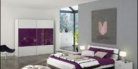 Cheryl Anders/Bedroom