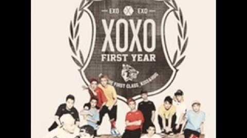 EXO-K- Heart Attack Full Audio XOXO (kiss&hug) ALBUM