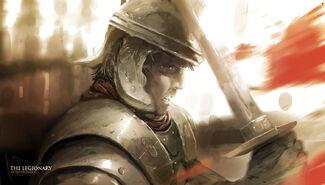 The legionary by keepwalking07-d3ellgo