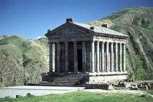 Roman-Temple-of-Garni