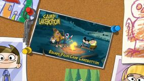 Escape From Camp Lakebottom