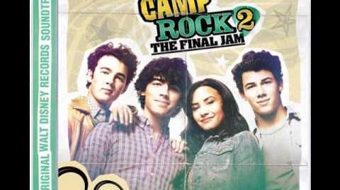 Rock Hard or Go Home - Camp Rock 2 The Final Jam (Soundtrack Version)
