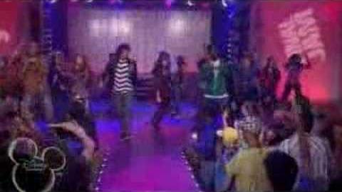 "Camp Rock ""We Rock"" FULL MOVIE SCENE! (HQ)"