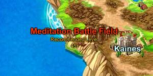 Meditation-battelefield