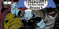 Twilight Detective Agency Issue 1
