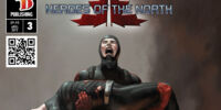 Heroes of the North Issue 3