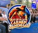 Mais, ou se cache Carmen Sandiego?