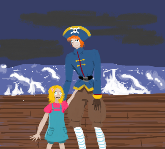 File:Pirate percy and janice by scarygermangirl.png