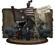 Creepypasta series 16 candle cove
