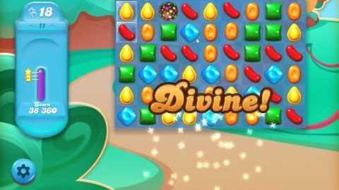 Candy Crush Jelly Saga Level 11-0