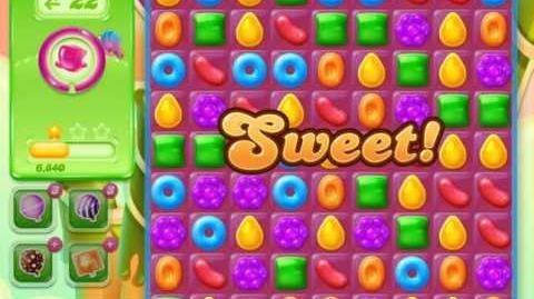 Candy Crush Jelly Saga Level 319-0