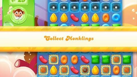 Candy Crush Jelly Saga Level 896 (3 star, No boosters)