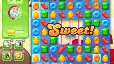 Candy Crush Jelly Saga Level 323