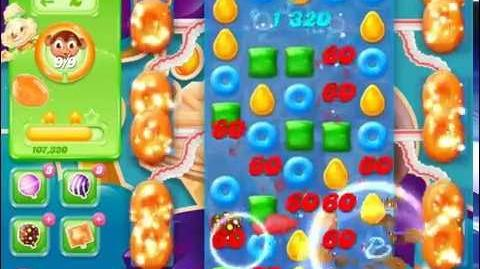 Candy Crush Jelly Saga Level 426 (3 star, No boosters)