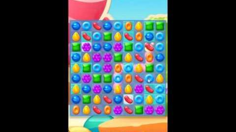 Candy Crush Jelly Saga Level 203 - NO BOOSTERS
