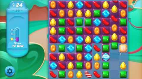Candy Crush Jelly Saga Level 33