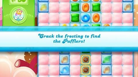 Candy Crush Jelly Saga Level 883 (3 star, No boosters)