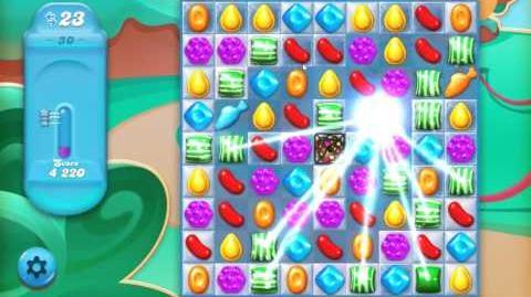 Candy Crush Jelly Saga Level 30