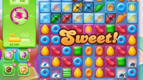 Candy Crush Jelly Saga Level 455 - NO BOOSTERS