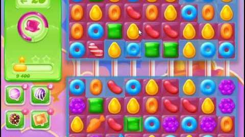 Candy Crush Jelly Saga Level 51 NO BOOSTER