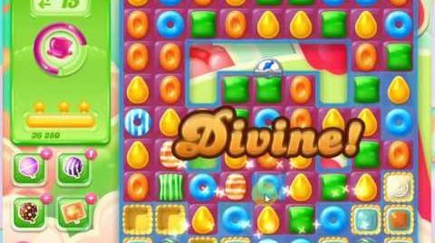 Candy Crush Jelly Saga Level 263 ★★★