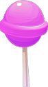 Hammer lollipop vector