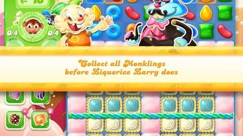 Candy Crush Jelly Saga Level 899 (3 star, No boosters)
