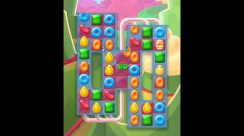 Candy Crush Jelly Saga Level 84 No Boosters