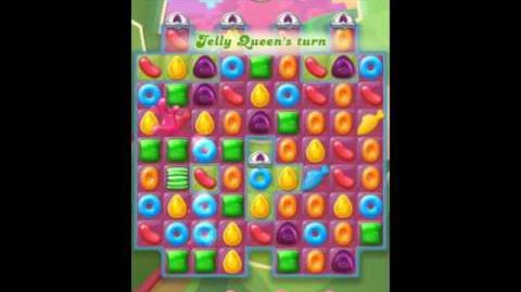 Candy Crush Jelly Saga Level 85 New No Boosters