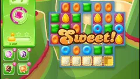 Candy Crush Jelly Saga Level 82 NO BOOSTER