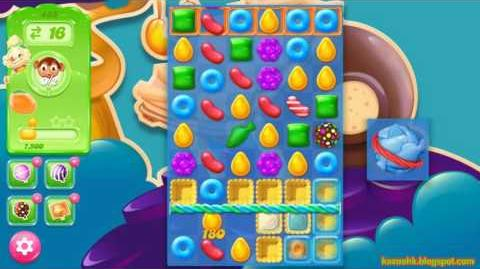 Candy Crush Jelly Saga Level 435 (3 star, No boosters)