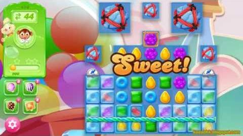 Candy Crush Jelly Saga Level 450 (No boosters)