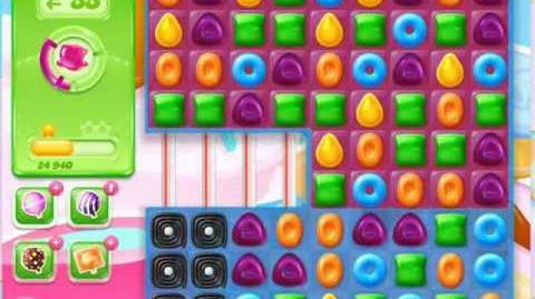 Candy Crush Jelly Saga Level 255 ★★★