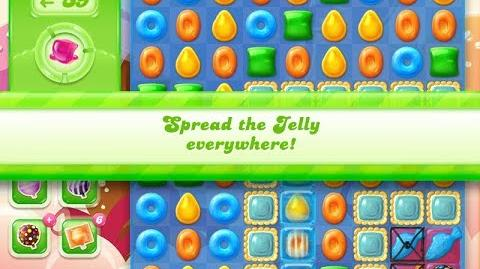 Candy Crush Jelly Saga Level 882 (3 star, No boosters)