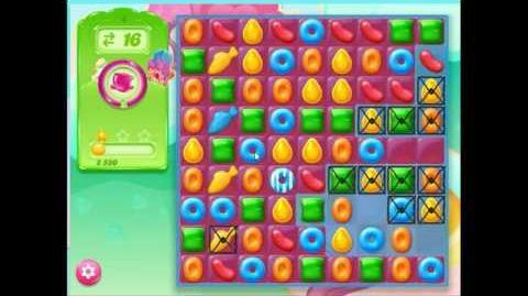 Candy crush jelly saga level 4