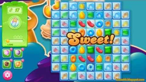 Candy Crush Jelly Saga Level 437 (3 star, No boosters)