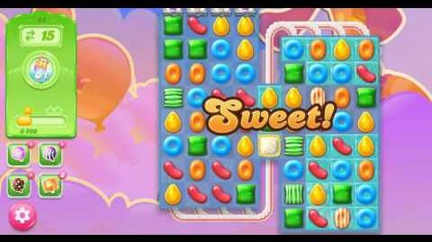 Candy Crush Jelly Saga Level 45 NO BOOSTER