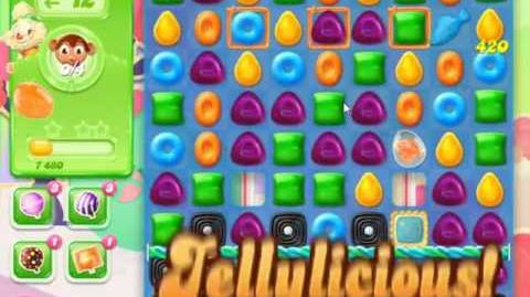 Candy Crush Jelly Saga Level 366 - NO BOOSTERS