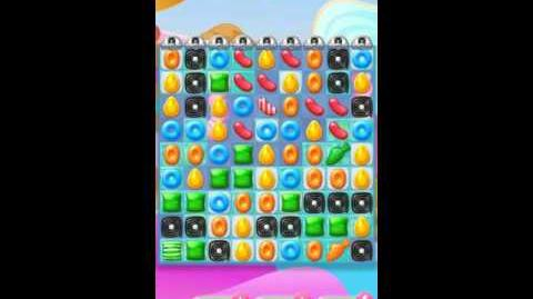 Candy Crush Jelly Saga Level 133 No Boosters