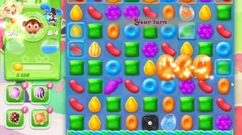 Candy Crush Jelly Saga Level 380 - NO BOOSTERS