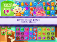 Jelly boss super hard level intro