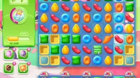 Candy Crush Jelly Saga Level 378 - NO BOOSTERS