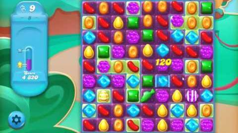 Candy Crush Jelly Saga Level 8-0