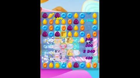 Candy Crush Jelly Saga Level 125 No Boosters