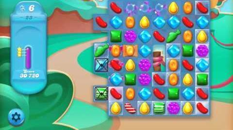 Candy Crush Jelly Saga Level 23