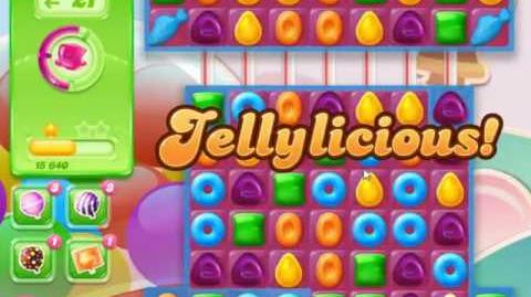 Candy Crush Jelly Saga Level 452 - NO BOOSTERS