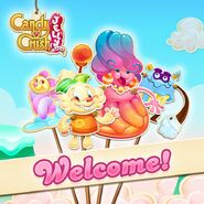 Welcome to Candy Crush Jelly Saga