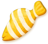 Yellowfishstriped